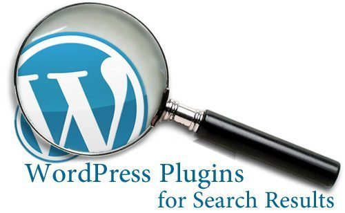 WordPress Plugins for Search Results