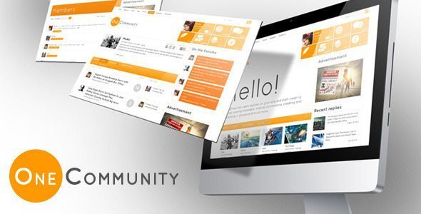 OneCommunity - BuddyPress Dating Theme