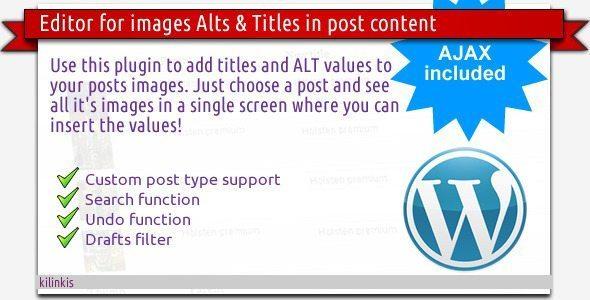Post-Content-ALT-Title-Editor