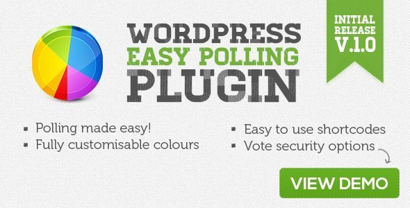 WordPress Easy Polling Plugin