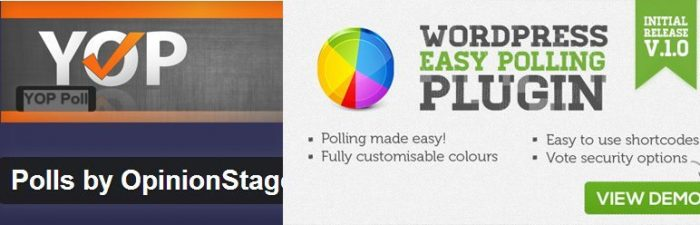 Add WordPress Poll Plugins to Boost Users' Engagement with Your Website