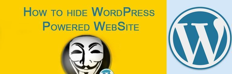 How to Hide the Fact That Your Site is Running on WordPress
