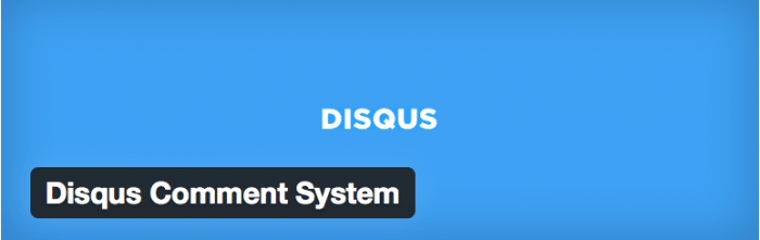 Disable Disqus WordPress Plugin