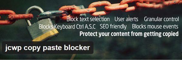WordPress-plugin-jcwp-copy-paste-blocker