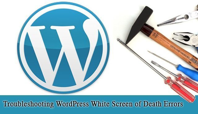 How to Fix White Screen of Death Errors in WordPress