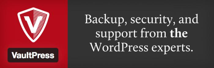 VaultPress-Backup-Security WordPress Plugin