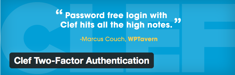 Guide for Using Password Free WordPress Login Using Clef