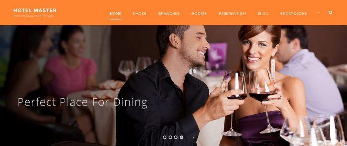 Hotel Master – WordPress Hotel Booking Theme