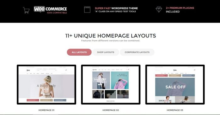 The Best WordPress WooCommerce Themes - ZORKA