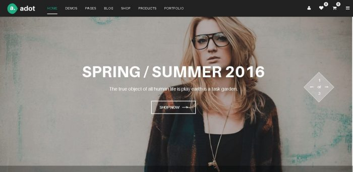 The Best WordPress WooCommerce Themes 2016 - Adot