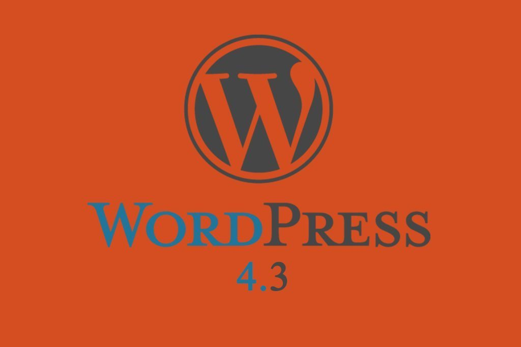What's New In WordPress 4.3 (Infographic)