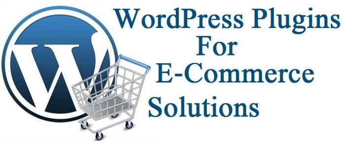 Top 10 WordPress Plugins For eCommerce Solutions
