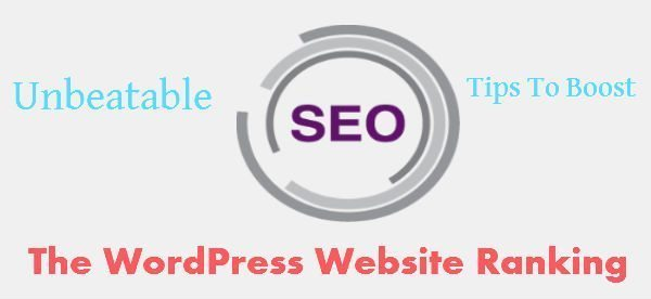 SEO Tips To Boost WordPress Website Ranking