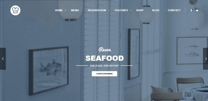 Premium Restaurant WordPress Theme Advantages