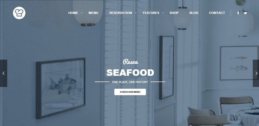 Premium Restaurant WordPress Theme Advantages