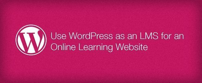 WordPress 101 - Learning Management System