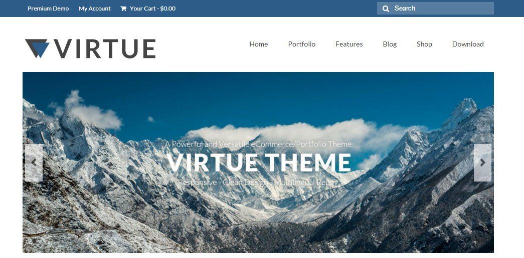 Best Free WordPress eCommerce Themes Responsively