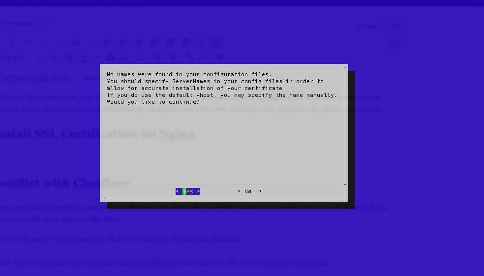 install ssl certificate - Apache SSL Installation