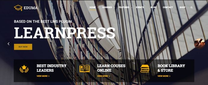 Eduma Education Theme