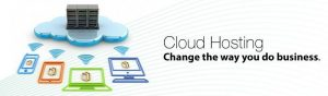 cloud hosting - WordPress blog hosting