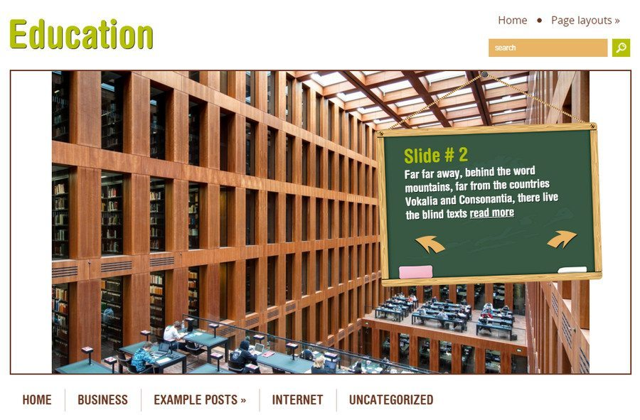 Educate - Clean Education & Course WP Theme Free