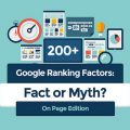 200+ Google Ranking Factors