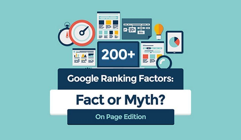200+ Google Ranking Factors