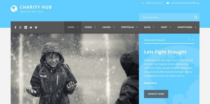 How to Build a Charity Site using WordPress