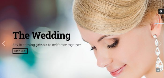 Best Selling WP Theme Review: Wedding Suite