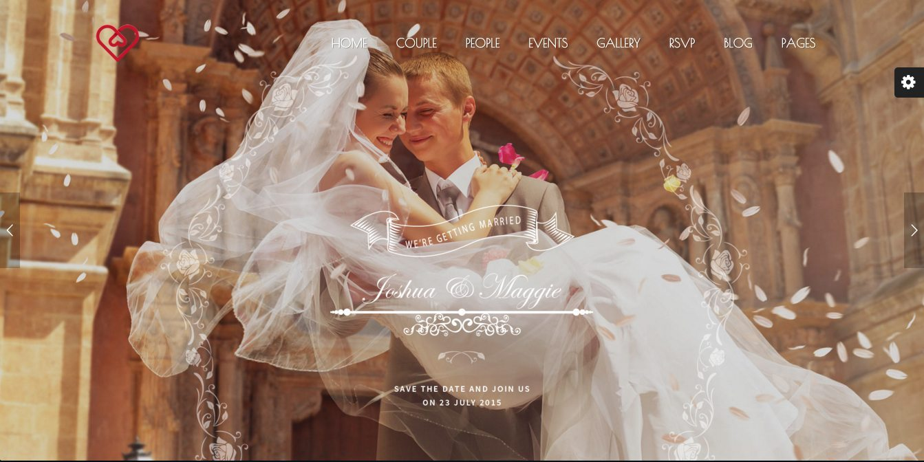 Wedding Suite Rose -WP theme review