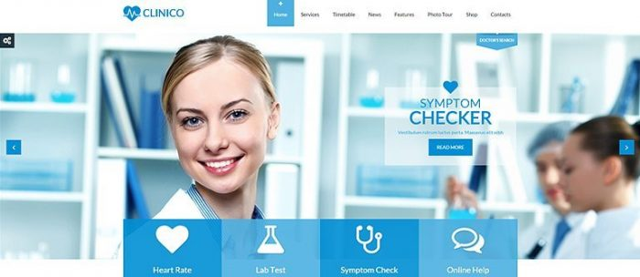 Clinico Theme Review: Best Seller Theme For Health & Medical Services