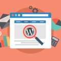 featured image for wordpress seo process