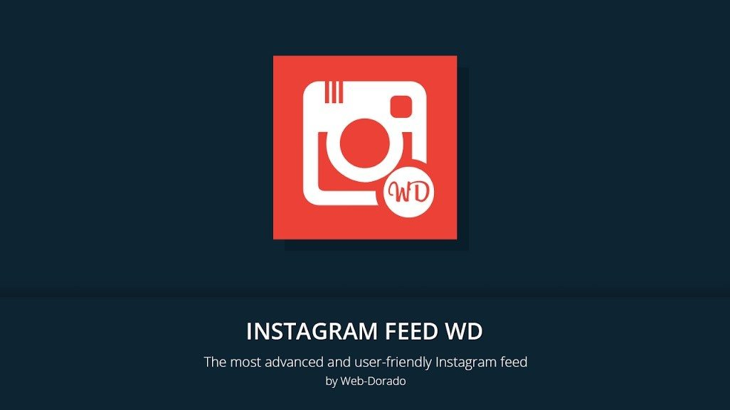 Instagram Feed WD plugin
