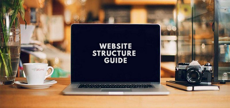 website structure guide