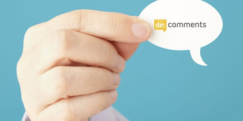 WordPress comments plugin - decomments