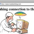 fixing WordPress error establishing database connection