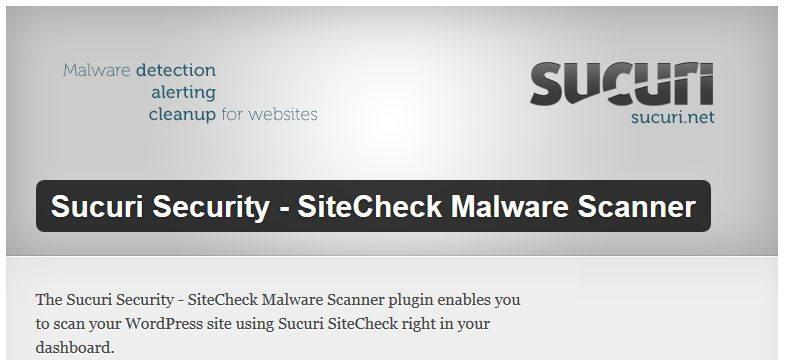 WordPress plugins for business - Sucuri Security