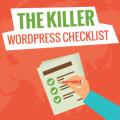 New Blog Checklist