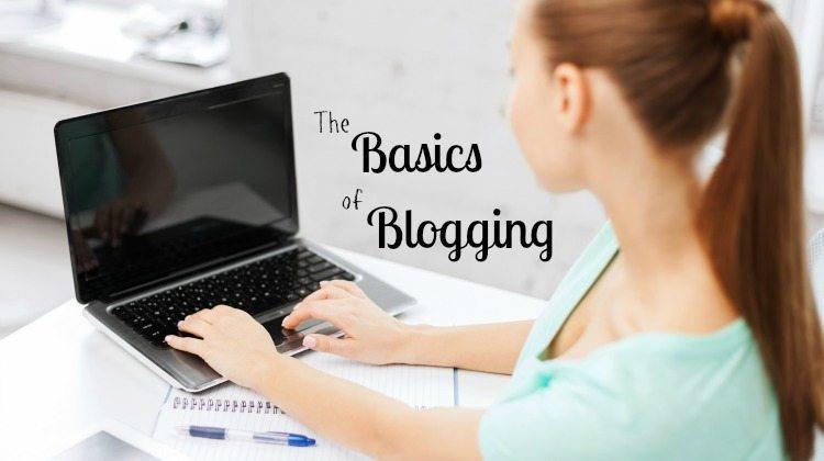 basics about blogging