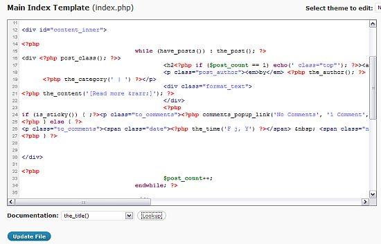 Syntax Highlighting Theme Editor