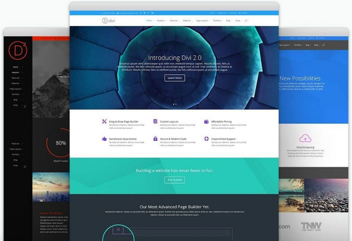 Divi Best WordPress theme