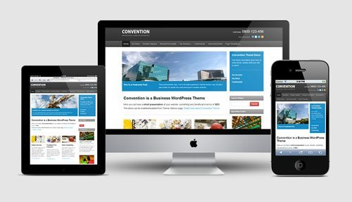 The Best 26 Responsive WordPress Themes Of All Times