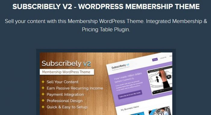 subscribely v2 theme