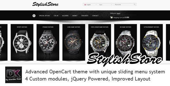 StylishStore_opencart