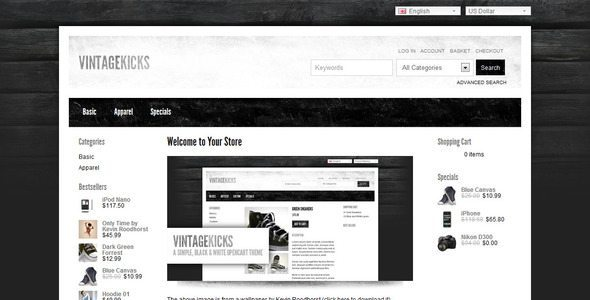 Vintage-Kicks-OpenCart-Theme
