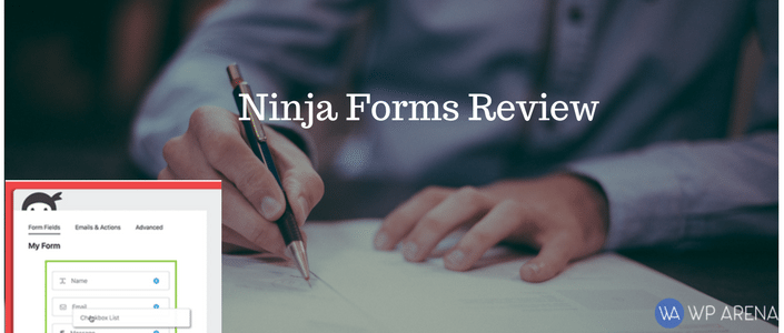 ninja forms review