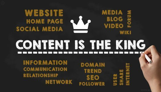 Content Is The King But SEO Plays a Crucial Role In Digital Marketing
