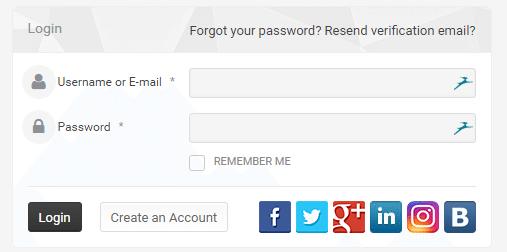login userpro