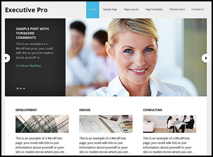Executive-Pro-Theme