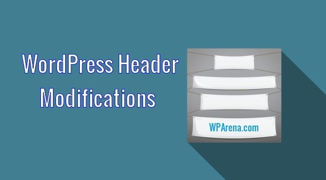 WordPress Header Background, Font, Title and Color Modifications